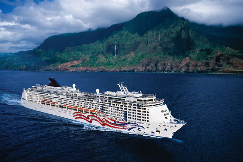 Cruise To Hawaii - Islands Of Enchantment